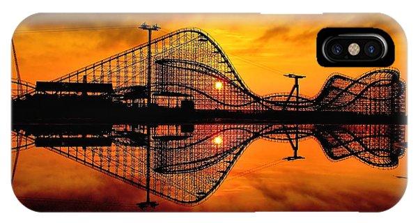 Adventure Pier At Sunrise IPhone Case