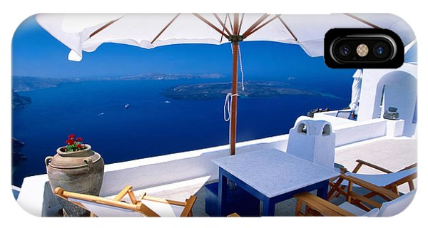 Aegean View IPhone Case