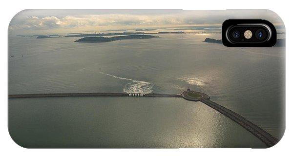 Aerial Causeway IPhone Case
