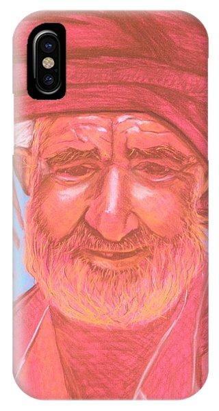 Afghan Man IPhone Case