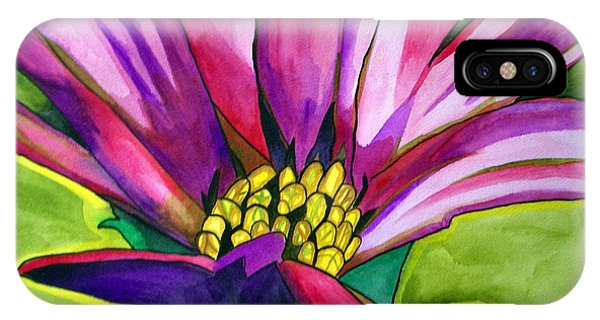 African Daisy Phone Case by Sacha Grossel