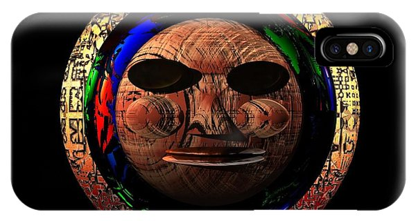 African Mask Series 2 IPhone Case