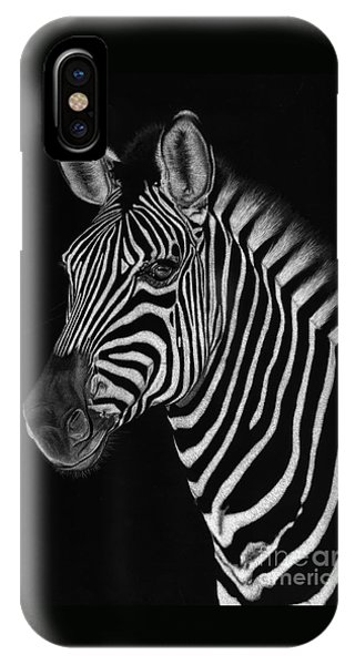 African Stallion IPhone Case