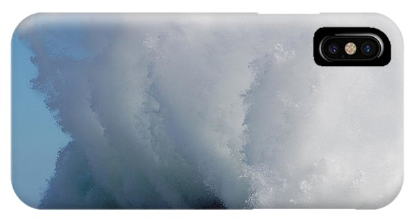 African Waves I IPhone Case