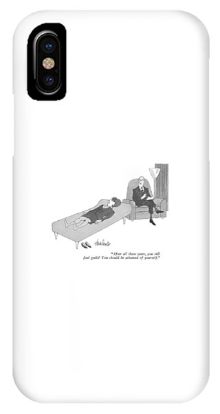 After All These Years IPhone Case