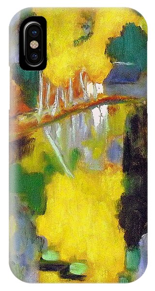 after Paul Serusier IPhone Case