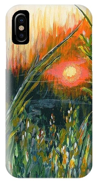 After The Fire IPhone Case