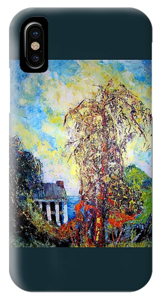 after Will Henry Stevens IPhone Case