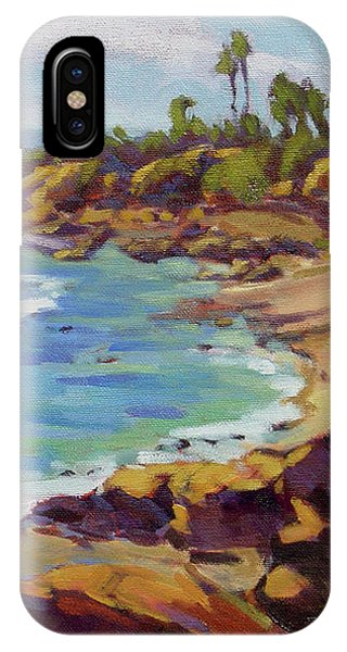 Afternoon Glow 2 /laguna Beach IPhone Case