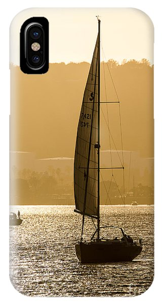 Afternoon Sails A2892 IPhone Case