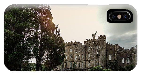 Afternoon Sun Over Markree Castle IPhone Case