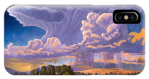 Afternoon Thunder IPhone Case