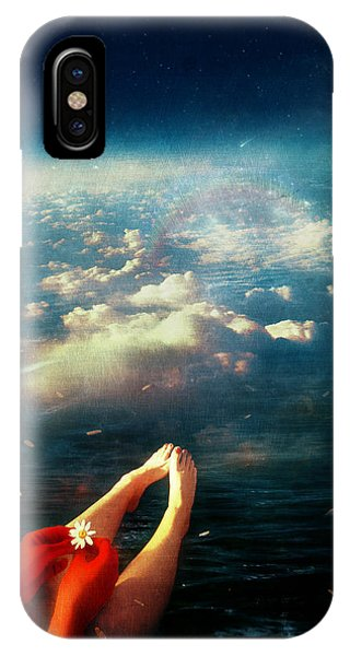 Love iPhone Case - Again by Mario Sanchez Nevado