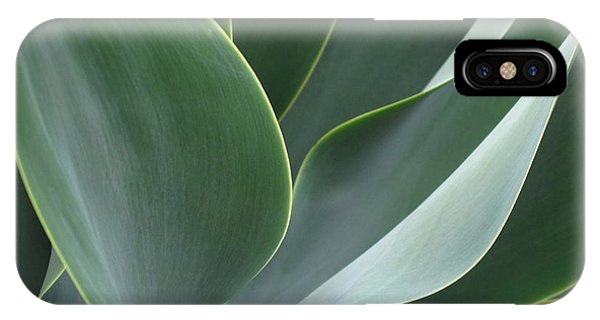 Agave 3 IPhone Case