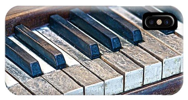 Aged Keys IPhone Case