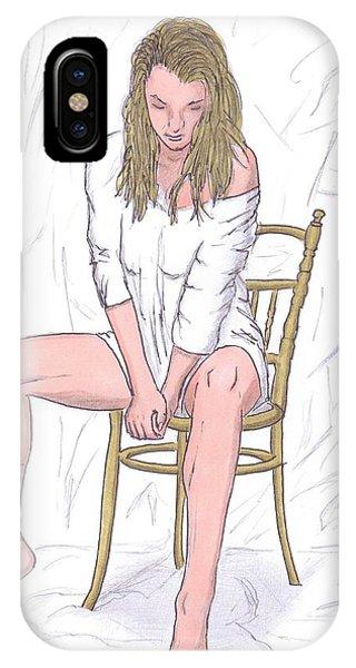 Agnieszka Phone Case by Steven White