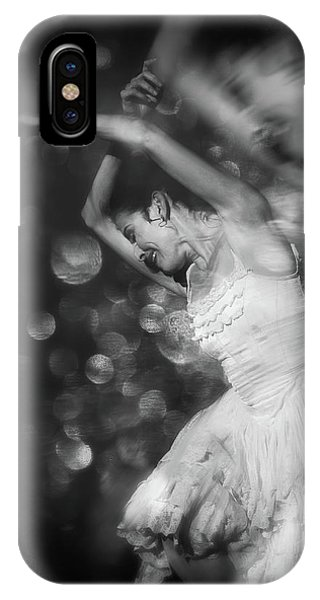 Energy iPhone Case - Agony by Charlaine Gerber