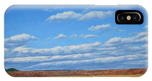 Agriculture iPhone Case - Grazing by James W Johnson