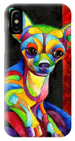 Ah Chihuahua IPhone Case