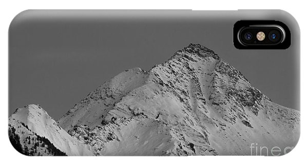 Ahornspitze After Midnight IPhone Case