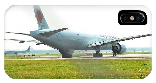 air Canada  777-300er IPhone Case