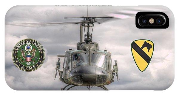 Air Cavalry IPhone Case