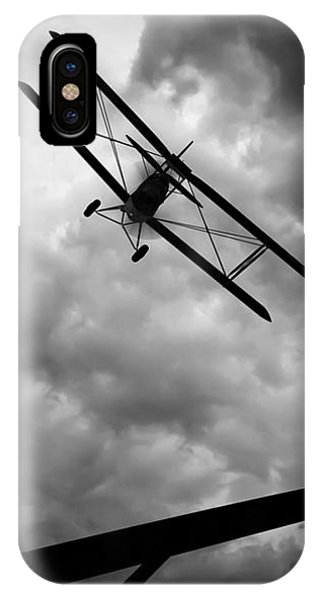 IPhone Case featuring the photograph Air Pursuit by Bob Orsillo