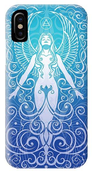 Air Spirit V.2 Phone Case by Cristina McAllister