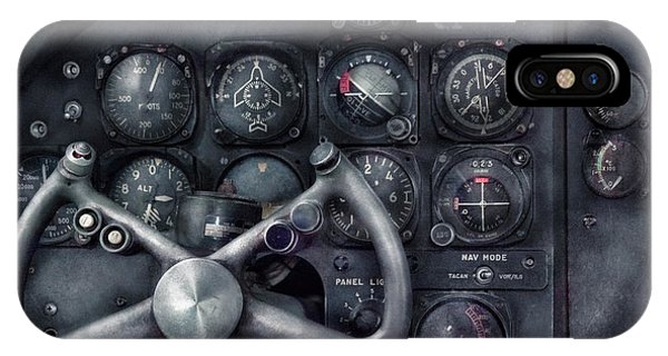 Air - The Cockpit IPhone Case