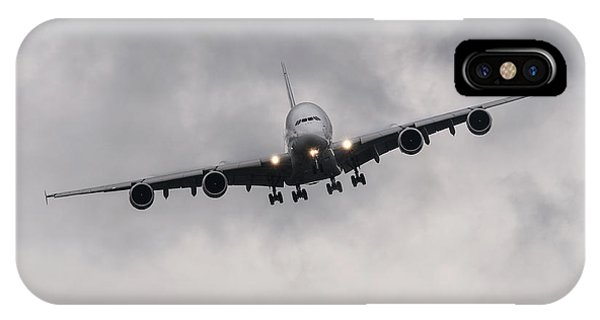 Airbus A380 IPhone Case