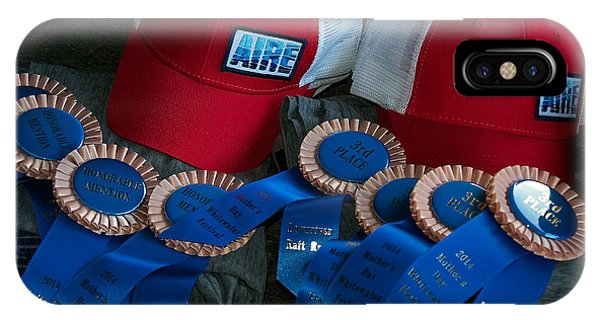 Aire Cap Prizes IPhone Case