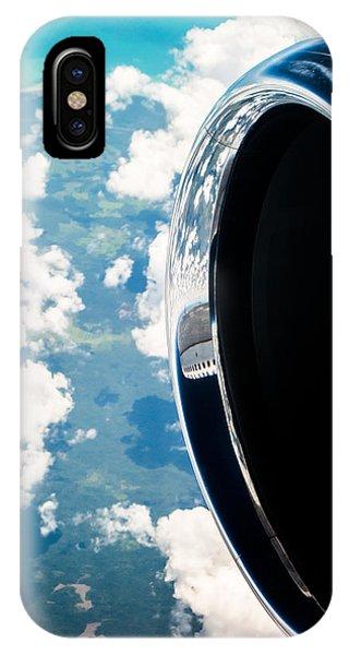 Tropical Skies IPhone Case