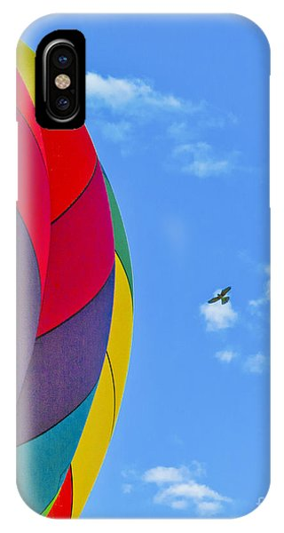 Airspace Conflict IPhone Case