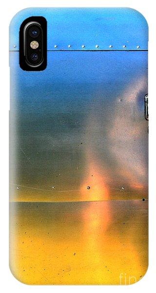Airstream Sunset IPhone Case