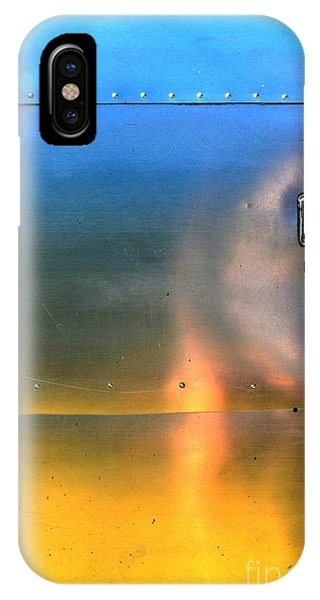 Airstream Sunset IPhone Case