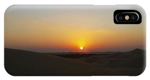Al Ain Desert 15 IPhone Case