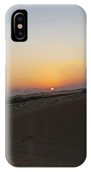 Al Ain Desert 20 IPhone Case