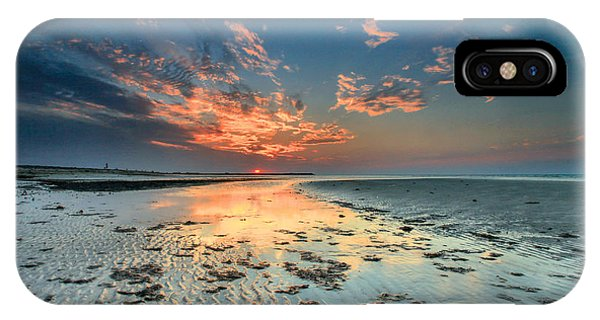 Al Hamra Sunset IPhone Case