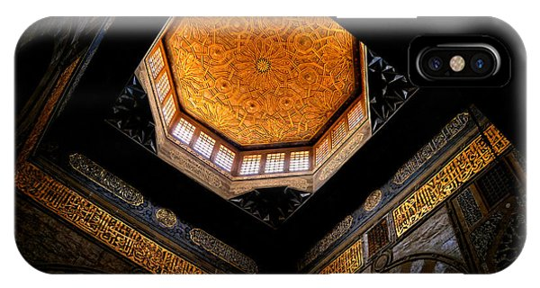 Al Ishaqi Mosque IPhone Case