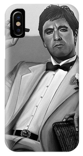Al Pacino  IPhone Case