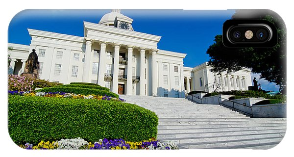 Alabama State Capitol Building IPhone Case