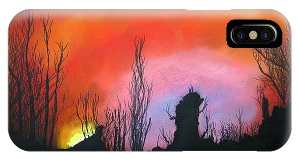 Alabama Sunrise IPhone Case