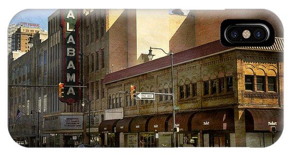 Alabama Theatre IPhone Case
