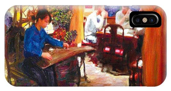 Guzheng IPhone Case