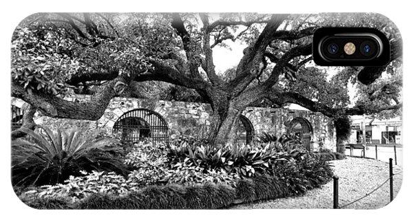 Alamo Grounds IPhone Case