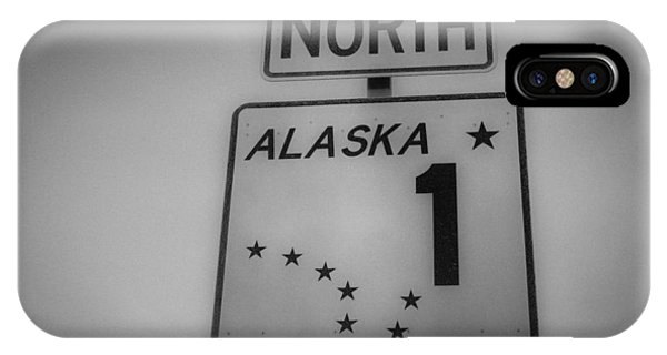 Alaska 1 IPhone Case