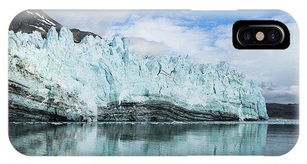 Glacier Bay iPhone Case - Alaska, Glacier Bay by Brenda Tharp