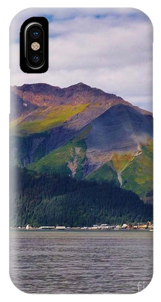 Alaska In The Summer IPhone Case