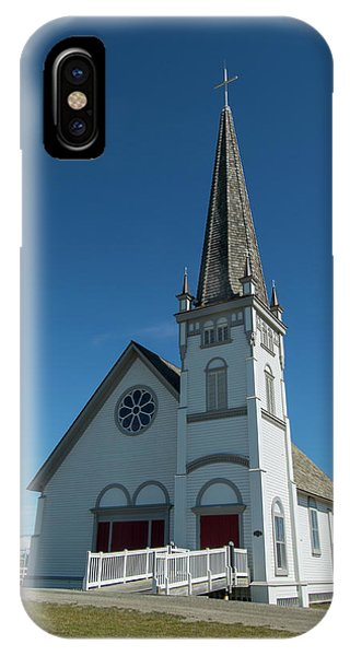 Anvil iPhone Case - Alaska, Nome Downtown Nome, Anvil City by Cindy Miller Hopkins