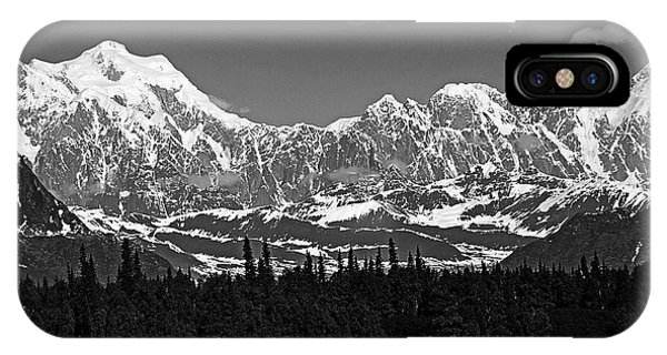 Alaska Range IPhone Case